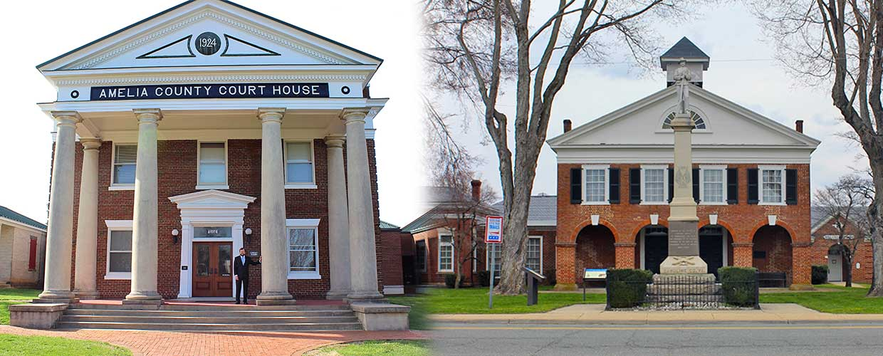 Amelia County Circuit Court & Historic Caroline Courthouse