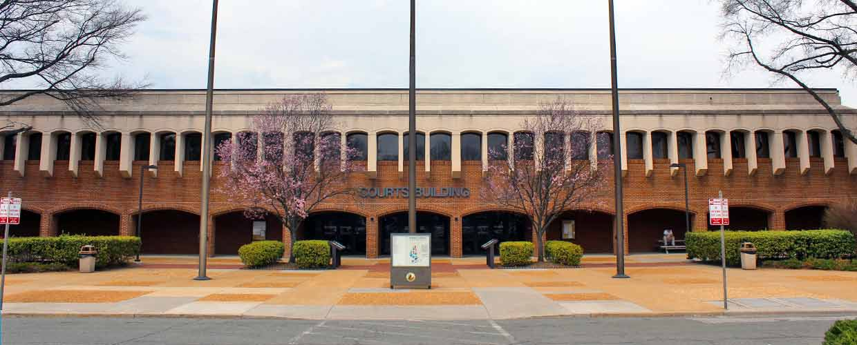 Henrico County Courts Building: General District & Circuit